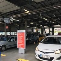Photo taken at TÜVTÜRK Araç Muayene İstasyonu by ufuk on 4/13/2017