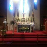 Photo taken at St. Thomas Episcopal Church by Melanie M. on 3/31/2013