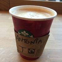 Photo taken at Starbucks by Tonia A. on 12/14/2014