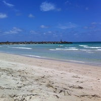 Photo taken at Bal Harbour Jetty by Andrew G. on 4/26/2013