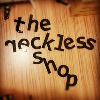 Photo taken at The Reckless Shop by Louis K. on 11/23/2012
