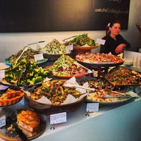 Photo taken at Ottolenghi by Kelly J. on 3/12/2013