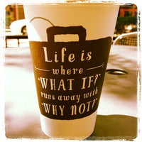 Photo taken at Caribou Coffee by Suzanne L. on 7/6/2013