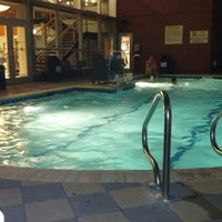 Photo taken at DoubleTree by Hilton Hotel Chattanooga Downtown by Andrew P. on 9/22/2012