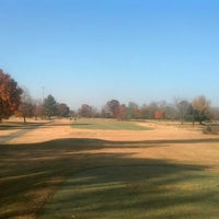 Photo taken at Brown Acres Golf Course by Andrew P. on 11/8/2012