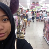 Photo taken at Kinta City Shopping Centre by Amirah S. on 5/31/2015