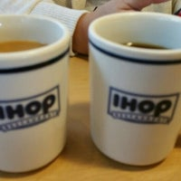 Photo taken at IHOP by Christian G. on 10/29/2015
