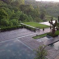 Photo taken at Padma Hotel Bandung by Sinta E. on 2/13/2013