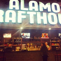 Photo taken at Alamo Drafthouse Park North by Wes H. on 2/11/2013