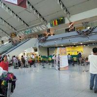 Photo taken at Francisco Bangoy International Airport (DVO) by Richard C. on 12/16/2012