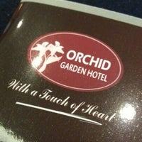 Photo taken at Orchid Garden Hotel Caesar Hall by Richard C. on 11/28/2012