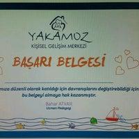 Photo taken at yakamoz kisisel gelisim merkezi by Bahar A. on 10/18/2016
