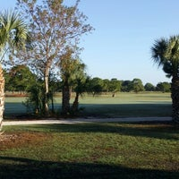 Photo taken at Belleview Biltmore Golf Club by Thomas A. on 12/7/2013