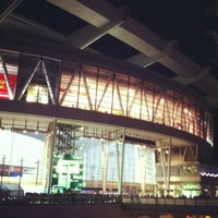Photo taken at Saitama Super Arena by Luke a.k.a Zippie on 11/20/2012