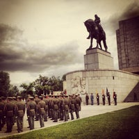 Photo taken at National Memorial on the Vítkov Hill by Marek P. on 6/30/2013