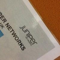 Photo taken at Juniper Networks by KRN® on 10/26/2012