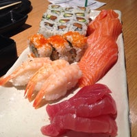 Photo taken at Ai Sushi by Nuné M. on 2/10/2015