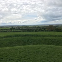Photo taken at Hill of Tara by Andrea W. on 5/10/2018