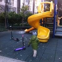 Photo taken at Lakeville Playground by David T. on 12/30/2012