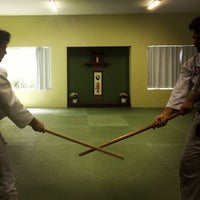 Photo taken at Linsei Dojo Aikido by Pedro C. on 8/27/2014