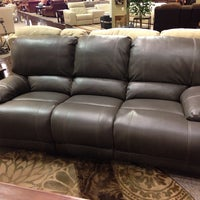 Photo Taken At HOM Furniture By Ashley P. On 9/24/2013 ...