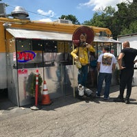 Photo taken at Jzapata Mexican Food Truck by Benton Y. on 7/20/2018
