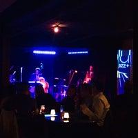 Photo taken at BLU Jazz+ by Sarah K. on 3/15/2015