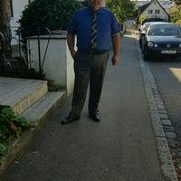 Photo taken at Lechhausen by Yüce I. on 10/2/2016