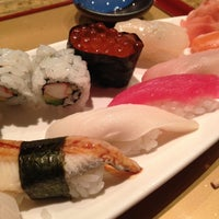 Photo taken at Sushi Koji by Phil Y. on 11/9/2013