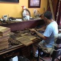 Photo taken at Lianos Dos Palmas Cigars by Phil Y. on 11/28/2012