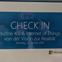 Photo taken at Microsoft Österreich by Michael E. on 1/26/2016