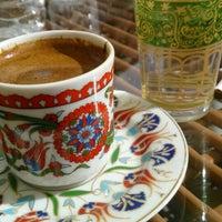 Photo taken at Cafe Emirgan by Gizem Ç. on 4/12/2015