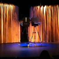Photo taken at Broadway Playhouse by Megan M. on 9/29/2012