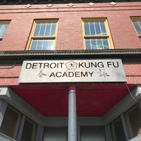 Photo taken at Detroit Kung Fu Academy by Patrick H. on 9/22/2017