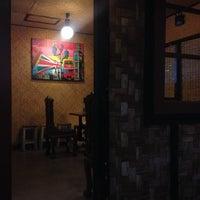 Photo taken at บ้านนม Baan Nom by Charin_dia on 6/21/2014