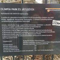 Das Foto wurde bei Olimpia park von Gergely F. am 3/5/2016 aufgenommen