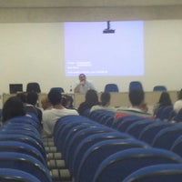 Photo taken at Faculdade de Ciências Agrárias - Universidade Federal do Amazonas by João Lucas D. on 8/28/2014