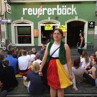 Photo taken at reuererbäck   reu:bar by Debora R. on 6/26/2016