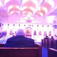 Photo taken at St. John the Divine Greek Orthodox Church by VickieJax on 11/4/2012