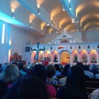 Photo taken at St. John the Divine Greek Orthodox Church by VickieJax on 9/25/2016