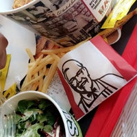 Photo taken at KFC by Helin T. on 4/14/2016