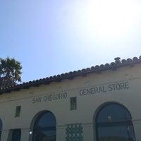 Photo taken at San Gregorio General Store by Lauren S. on 5/1/2016