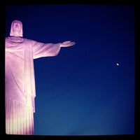 Photo taken at Christ the Redeemer by Marco G. on 2/15/2013
