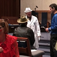 Photo taken at Temple Rodef Shalom by Sam S. on 3/11/2017
