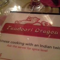 Photo taken at Tandoori Dragon by Angela on 7/25/2013