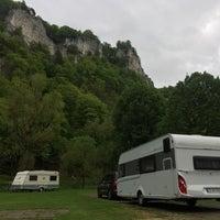 Photo taken at Campingplatz Wagenburg by Gerrit Q. on 5/19/2017