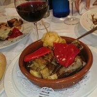 Foto tomada en Restaurante L'Albar por Jose Manuel P. el 10/19/2015
