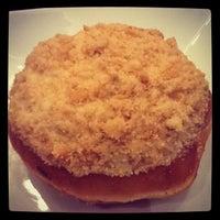 Photo taken at Krispy Kreme by Apple M. on 9/26/2012