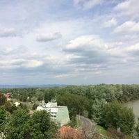 Photo taken at Finánc-dombi kilátó by Koritár R. on 5/1/2015