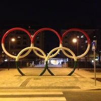 Das Foto wurde bei Olimpia park von Koritár R. am 3/14/2014 aufgenommen